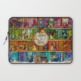 A Stitch In Time Laptop Sleeve