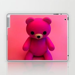 Pink Little Bear Laptop & iPad Skin
