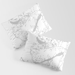 Live Slow Die Whenever Funny Pillow Sham