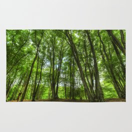 The Ancient Forest Rug
