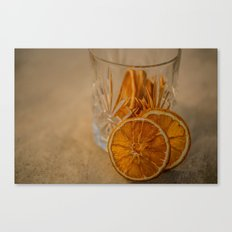 Afternoon drink Canvas Print