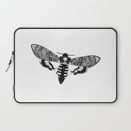 Deaths Head Moth Laptop Sleeve
