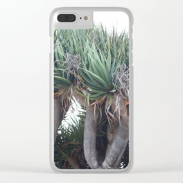 Dragon of San Diego Clear iPhone Case