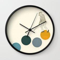 Tap Dancing Wall Clock