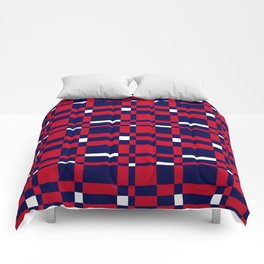 Union Jack Colours Comforters