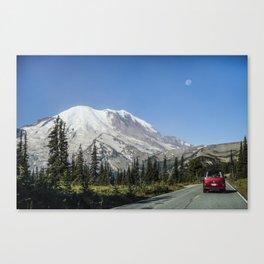 Mt. Rainier National Park 03 Canvas Print
