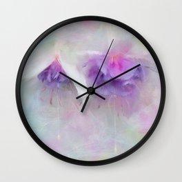 Dance of Summer Wall Clock