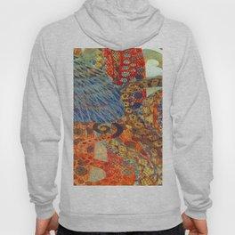 Gustav Klimt Gnawing Sorrow Hoody