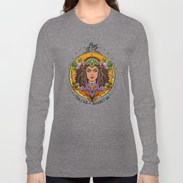 Zodiac: Leo Long Sleeve T-shirt