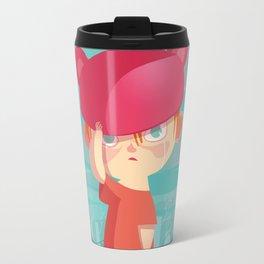Little bear Travel Mug