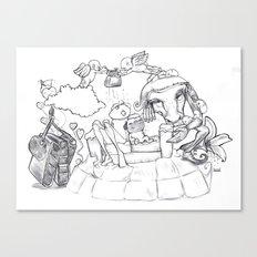 Lauri Canvas Print