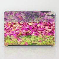 psychadelic iPad Cases featuring Psychadelic Succulents by Hithere22