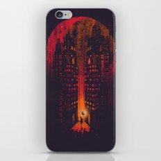 Master Of Illusion iPhone & iPod Skin