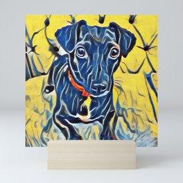 Pop Art Jack Russell Mini Art Print