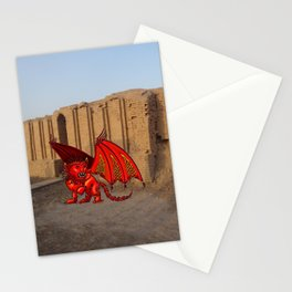 Manticore Stationery Cards