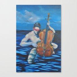 """Virtuoso"" Canvas Print"