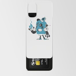 Fire Robot Android Card Case