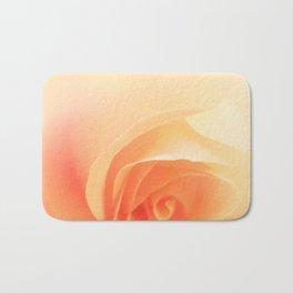 soft roses Bath Mat