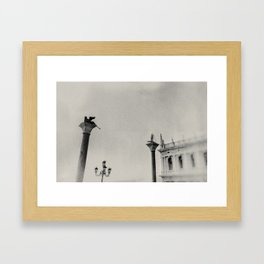 Venice - Study 222 Framed Art Print