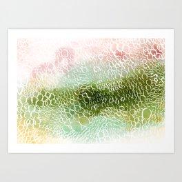 Barnacles Art Print