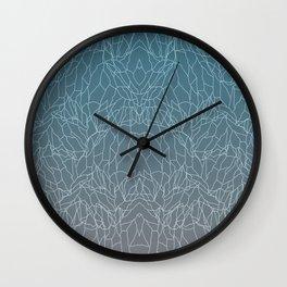 Nets Wall Clock