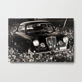 Lancia Aurelia GT Metal Print