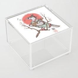 Song Bird Acrylic Box