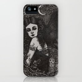 Lilith iPhone Case