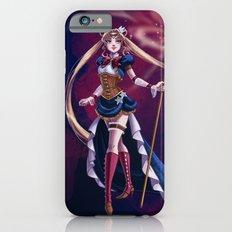 Steampunk Pretty Soldier iPhone 6 Slim Case