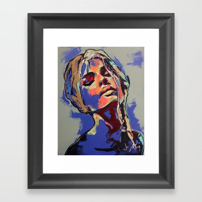 Soulstice Framed Art Print