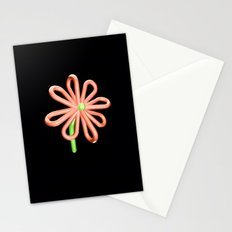 Balloon Flower Stationery Cards