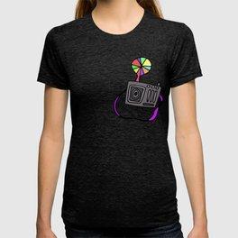 click*click*click*click*flash T-shirt