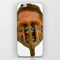 mad max iPhone & iPod Skins featuring Mad Max by Sten