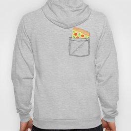 Emergency supply - pocket pizza Hoody