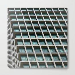 Architecture - III Metal Print