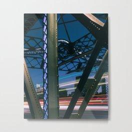 Urban Nights, Urban Lights 4 Metal Print
