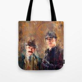 Sherlock Special Tote Bag