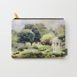 The Flower Garden Carry-All Pouch
