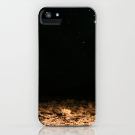 THE SPACE iPhone Case