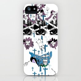 CutOuts - 15 iPhone Case