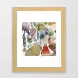 Within the Sperrins Framed Art Print