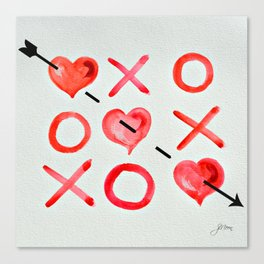 Cupid's Arrow Canvas Print