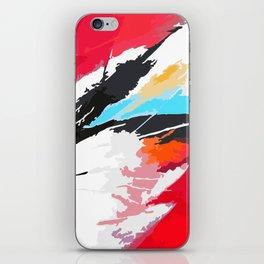 Acrylic Fusion iPhone Skin