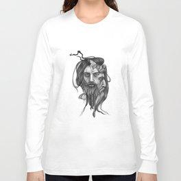 Double Face Long Sleeve T-shirt