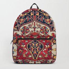Sarouk Farahan Arak West Persian Rug Print Backpack