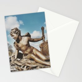Pont Alexandre III Bridge Paris, France Stationery Cards