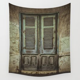 Italian Door III Wall Tapestry