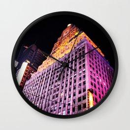 NYC LEVIS Wall Clock