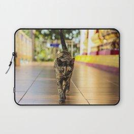 Fierce Kitty Laptop Sleeve
