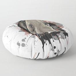 Baird's Tapir Floor Pillow